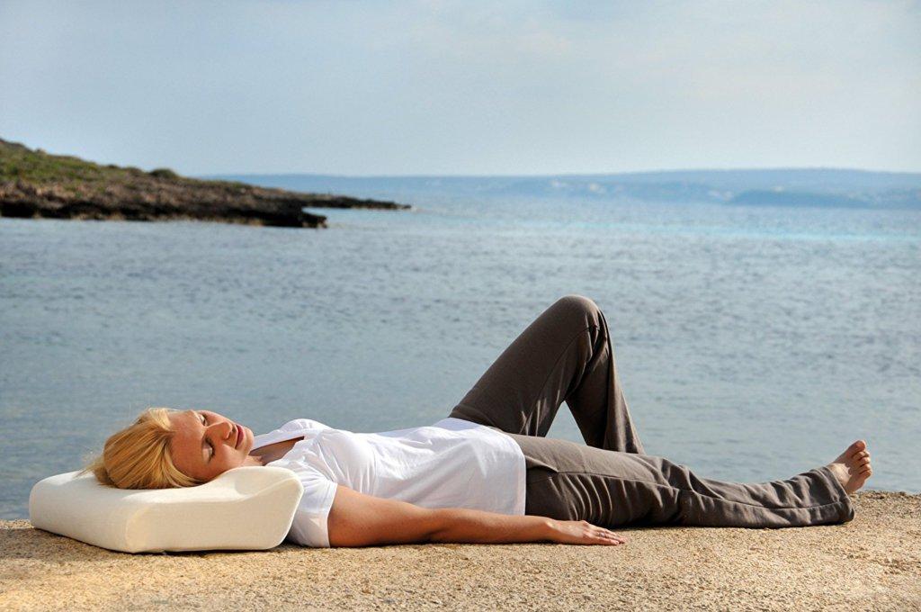 Cuscino Per La Cervicale Come Deve Essere.Cuscino Cervicale Paragone Il Miglior Cuscino Cervicale